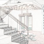 Staircase Design/Collaboration Spaces