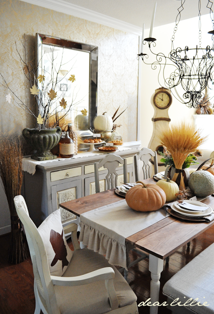 Dining Room from Dear Lillie