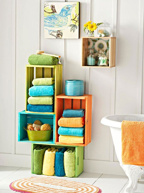 stacked-colorful-crates-bhg