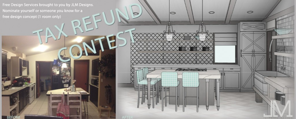 Tax Refund Design Contest_JLM DESIGNS