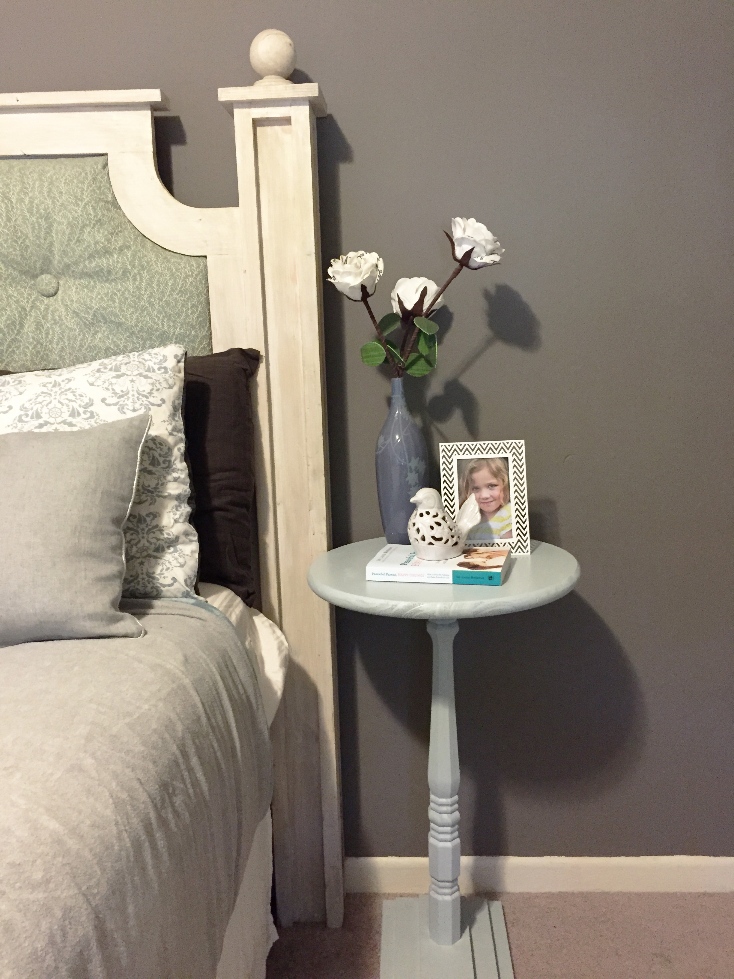 Bedside Table, DIY Tutorial, JLM Designs