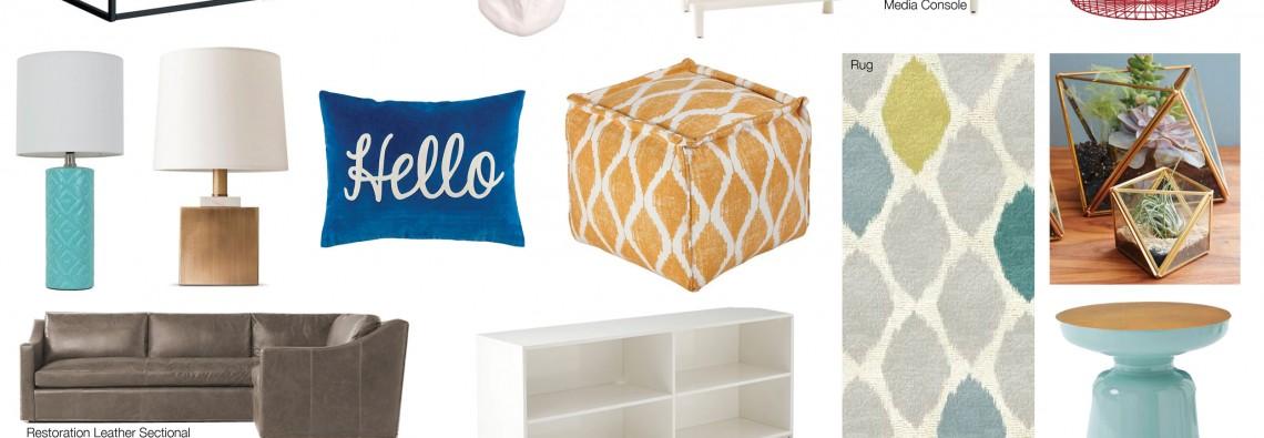 Colorful-Familyroom-JLM Designs-design concept-family friendly