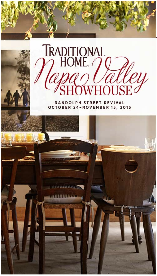 Napa Valley 2015 Showhouse
