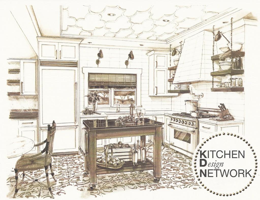 Render by Kitchen Design Network